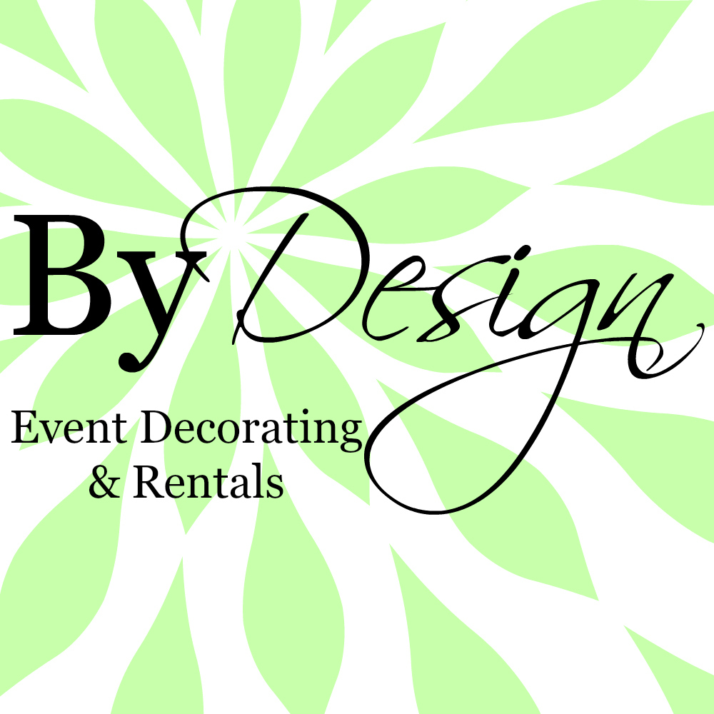 By Design Event Rentals, chair cover rental, linen rental mankato wedding